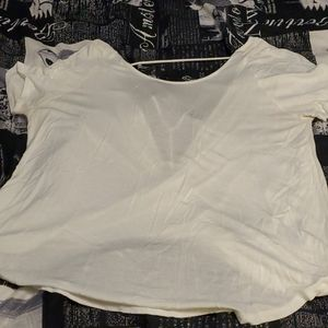 Lush white shirt from buckle